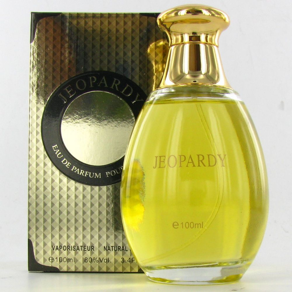 Saffron Fragrance Jeopardy EDP Spray 100ml Ladies Perfume